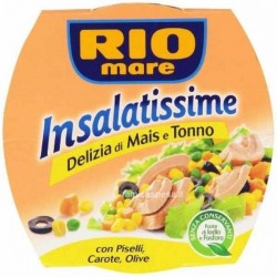 INSALATISSIME RIO MARE GR 160 MAIS
