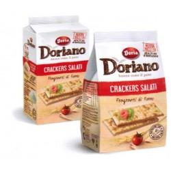 DORIA DORIANO CRACKERS C/SALE 700 GR