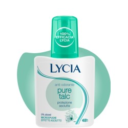 LYCIA DEO ROLL ON PURE TALC ML50