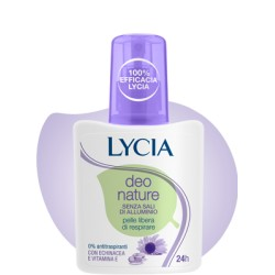 LYCIA DEO ROLL ON DEO NATURE ML50