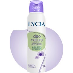 LYCIA DEO GAS DEO NATURE ML150 X 12