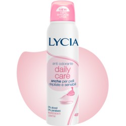 LYCIA DEO GAS DAILY CARE ML 150 X 12