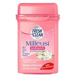 FRESH & CLEAN SALVIETTE MILLEUSI IPOALL
