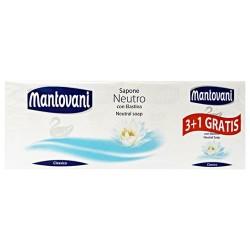 MANTOVANI SAPONE MANI CLASSICO 3+1