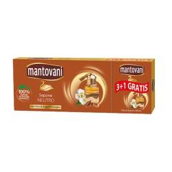 MANTOVANI SAPONE MANI ARGAN JASMIN 3+1