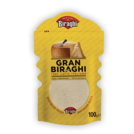 GRAN BIRAGHI CENTOBONTÀ 100G X 24 PZ