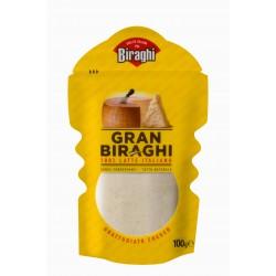 GRAN BIRAGHI GRATTUGIATO 100 GR X 24 PZ