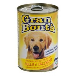 GRAN BONTA BOCC CANE POL TACCH 400GR X24