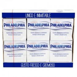 PHILADELPHIA GR 25 X 6 PEZZI X10