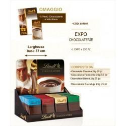 LINDT EXPO' CHOCOLATERIE X 25 PZ