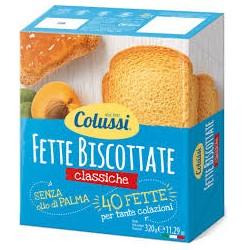 COLUSSI FETTE BISC. CLASSICHE GR320 X12