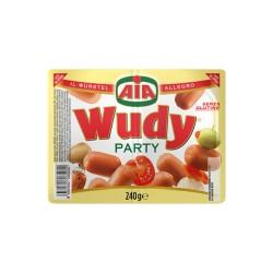 WURSTEL WUDY AIA CLASSICO PARTY GR240X12