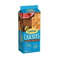 COLUSSI CRACKERS INTEGRALI GR500X10