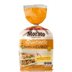 MORATO SPUNTINELLE CUBO BIANCHE 400GR