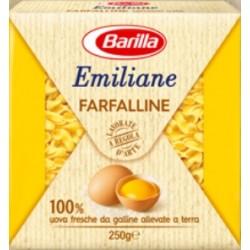 BARILLA PASTINE FARFALLINE ALL'UOVO 250G