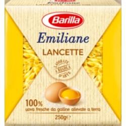 BARILLA PASTINE LANCETTE ALL'UOVO 250 GR