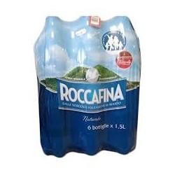 ROCCAFINA ACQUA PET 1.5 LT X 6