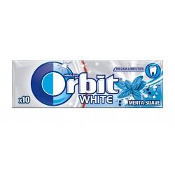 ORBIT WHITE MENTA MORBIDA X 30