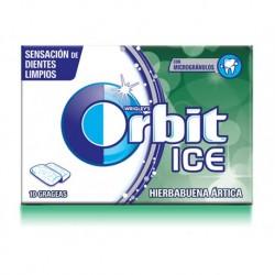 ORBIT ICE MENTA PIPERITA X 12