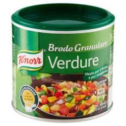 KNORR BRODO GRANULARE VERDURE X 12 PZ