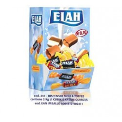 DISPENSER ELAH 2KG CUBIK -KREMLIQUIRIZIA