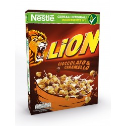 LION CEREALI 400 GR X 16
