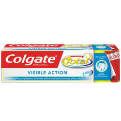 COLGATE TOTAL VISIBLE ACTION 75ML X12