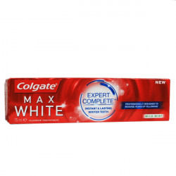 COLGATE MAX WHITE EXPERT COMPLET 75MLX12