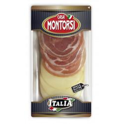 MONTORSI PANCETTA + SCAMORZA 60 GR X 20