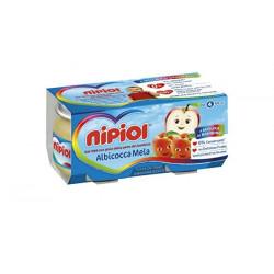 NIPIOL OMOGENEIZZATO ALBIC-MEL 2X80GRX12