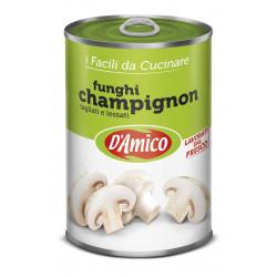 D'AMICO FUNGHI CHAMPIGNON LATTA 290GRX12