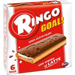 RINGO GOAL LATTE 168 GR X12