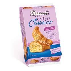 BAULI CROISSANT CLASSICO 6 PZ GR 240