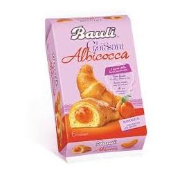 BAULI CROISSANT ALBICOCCA 6 PZ GR 300