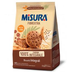 MISURA BISCOTTI INTEGRALI GR330X12