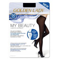 GOLDEN LADY COLLANT MY BEAUTY 50DEN X5