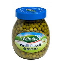 VALFRUTTA PISELLI PICCOLI GR 370 X 12
