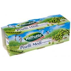 PISELLI MEDI 400GR X3 VALFRUTTA X 8 CONF