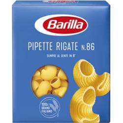 PASTA BARILLA PIPETTE RIG N86 500GR X30