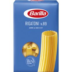 PASTA BARILLA RIGATONI N 89 500GR X30