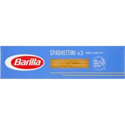 PASTA BARILLA SPAGHETTINI N 3 500GR X35