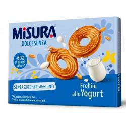 MISURA BISCOTTI CON YOGURT GR400 X 12