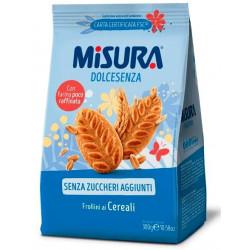 MISURA BISCOTTI AI CEREALI GR300X12