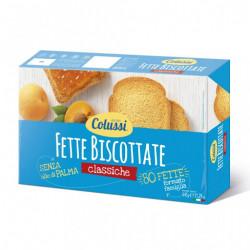 COLUSSI FETTE BISCOTTATE 645GR X 8