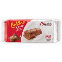 BALCONI ROLLINO CACAO 222GR X6 X20