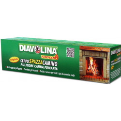 DIAVOLINA CEPPO SPAZZACAMINO X6
