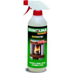 DIAVOLINA SYPERVETRO SPRAY 500ML X6