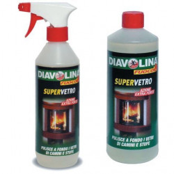 DIAVOLINA SUPERVETRO 500ML X2 X3