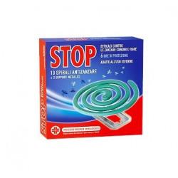 STOP ANTIZANZARE SPIRALE 10PZ X24