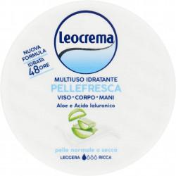 LEOCREMA PELLEFRESCA 150ML X24